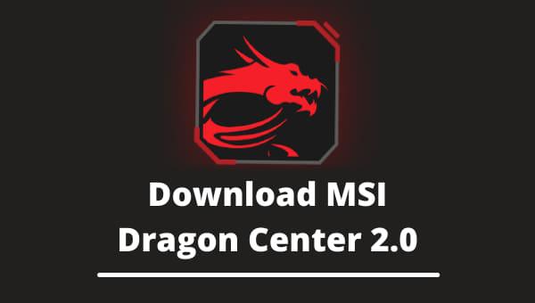 download-msi-dragon-center
