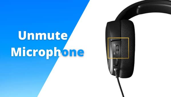 unmute-microphone-from-headphone
